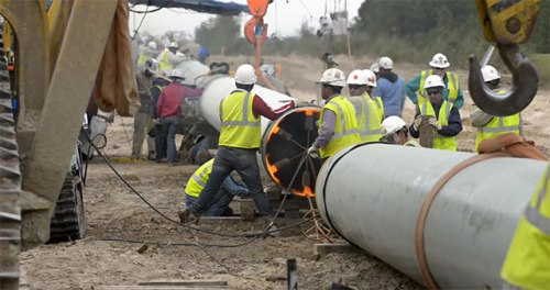 Pipeline Construction via keystone–xl.com